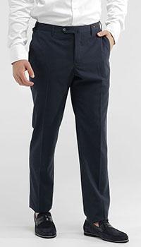 Классические брюки Pantaloni Torino серые, фото