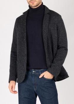 Серый пиджак Maerz с карманами, фото