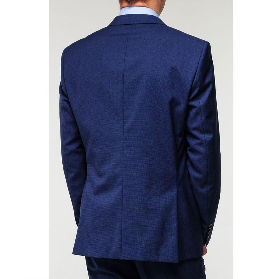 Синий пиджак Hugo Boss на две пуговицы