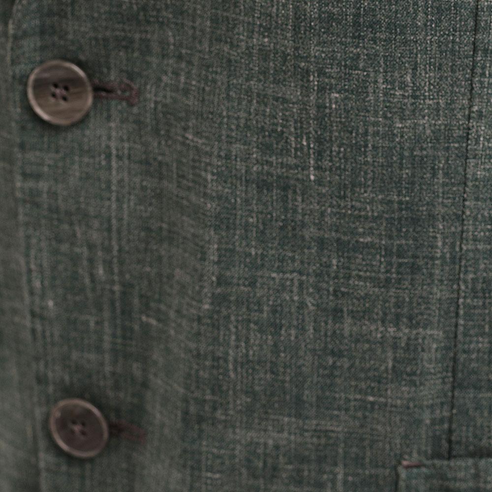 Зеленый пиджак Lubiam с длинным рукавом