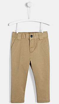 Коричневые брюки Jacadi для мальчиков, фото