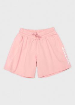 Розовые шорты Kenzo для девочек, фото