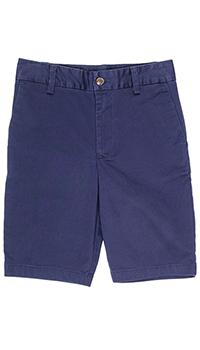 Шорты классические Polo Ralph Lauren синего цвета, фото