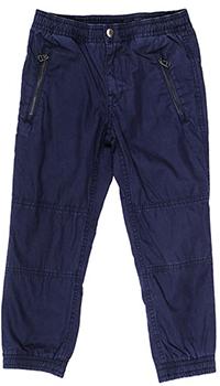 Синие брюки Polo Ralph Lauren на резинке, фото
