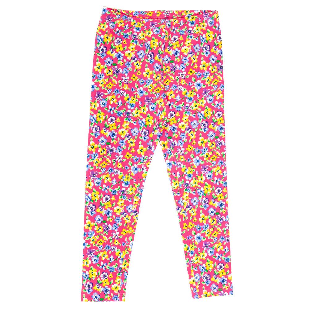 Леггинсы Polo Ralph Lauren с цветочным принтом