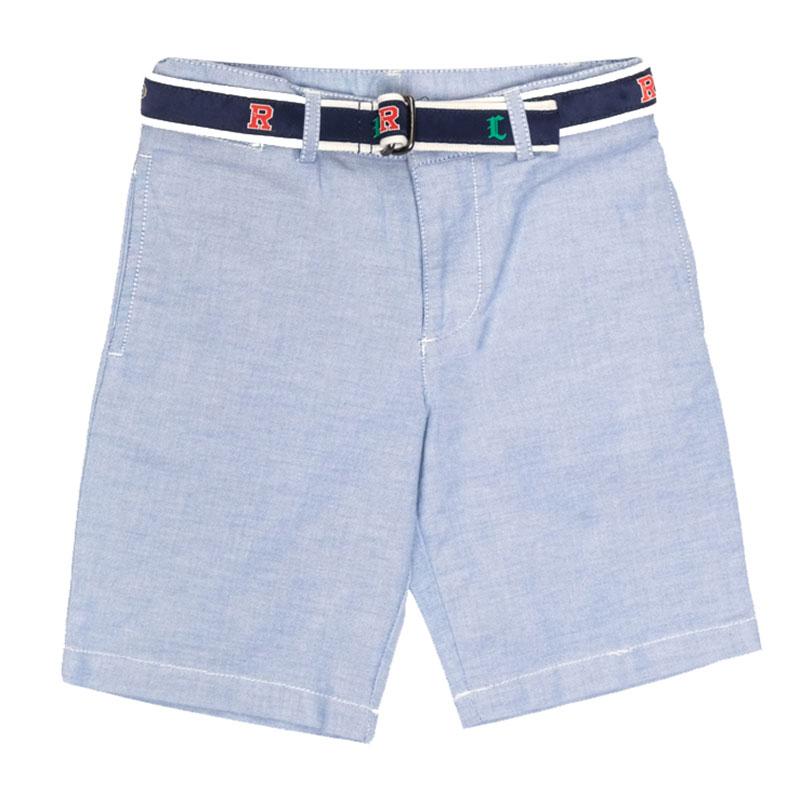 Классические шорты Polo Ralph Lauren светло-голубые