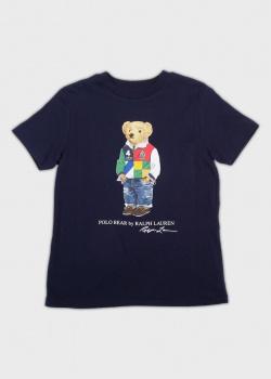 Футболка с медведем Polo Ralph Lauren для детей, фото