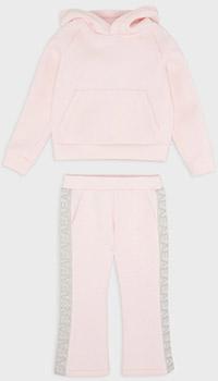 Детский спортивный костюм Emporio Armani розового цвета, фото