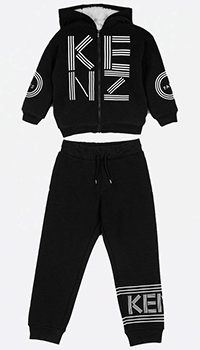 Утепленный спортивный костюм Kenzo для детей, фото