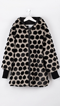 Куртка детская Elsy в горошек, фото