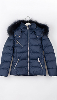 Куртка для девочки Elsy в синем цвете, фото