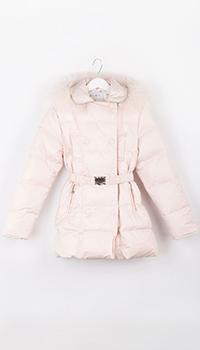 Куртка детская Elsy розовая для девочки, фото