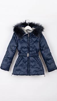 Детская куртка Elsy синего цвета, фото