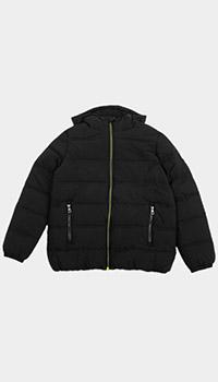 Стеганая куртка Ea7 Emporio Armani для мальчиков, фото