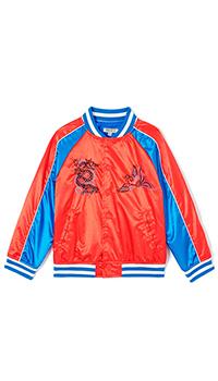 Куртка Kenzo с вышивкой для мальчика, фото