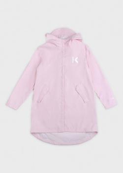 Куртка для девочек Kenzo розового цвета, фото