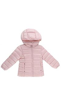 Стеганая куртка Polo Ralph Lauren розового цвета, фото