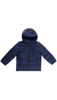 Куртка с капюшоном Polo Ralph Lauren темно-синего цвета, фото