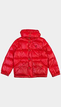Детская куртка Polo Ralph Lauren с капюшоном, фото
