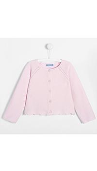Розовый кардиган Jacadi для детей, фото