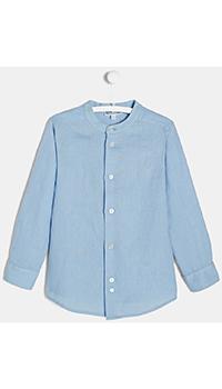 Льняная рубашка Jacadi для мальчиков, фото