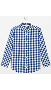 Клетчатая рубашка Jacadi для мальчиков, фото