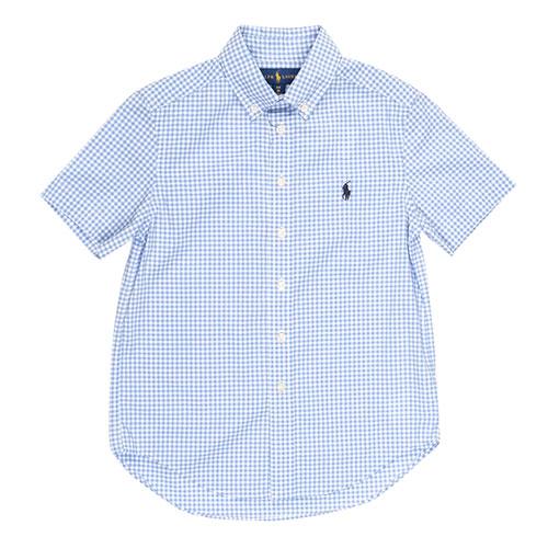 Рубашка-тенниска Polo Ralph Lauren в клетку, фото