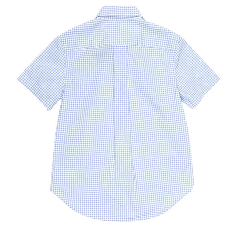 Рубашка-тенниска Polo Ralph Lauren в клетку