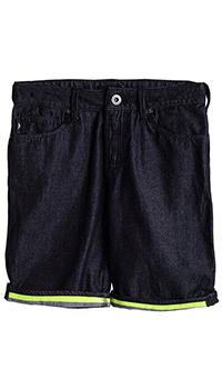 Джинсовые шорты Emporio Armani для мальчика, фото