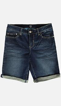 Джинсовые шорты Emporio Armani для мальчиков, фото