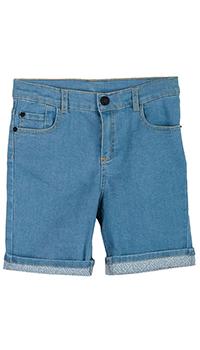 Джинсовые шорты Kenzo голубого цвета, фото