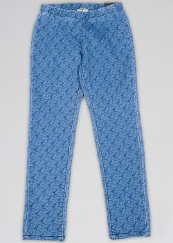 Детские джинсы Kenzo с эластичным поясом, фото