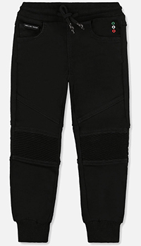 Черные джинсы Philipp Plein для мальчиков, фото