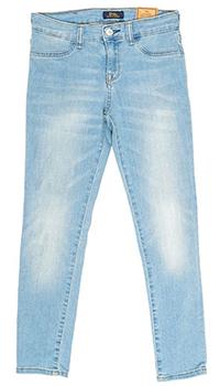 Джинсы Polo Ralph Lauren светло-голубого цвета, фото