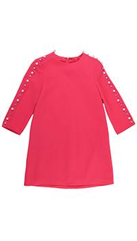 Детское платье Elisabetta Franchi в розовом цвете, фото