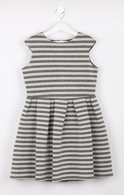 Платье детское Elsy в полоску, фото