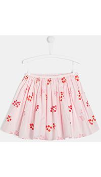 Розовая юбка Jacadi для девочки, фото