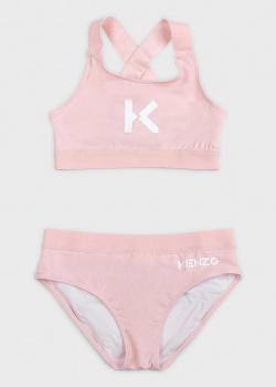 Раздельный купальник Kenzo для девочек, фото