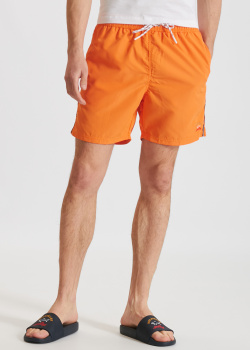 Пляжные шорты Paul&Shark оранжевого цвета, фото