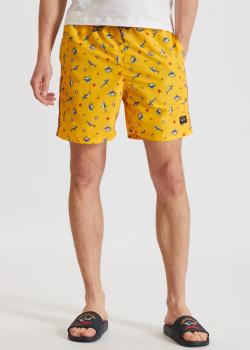 Пляжные шорты Paul&Shark с принтом, фото