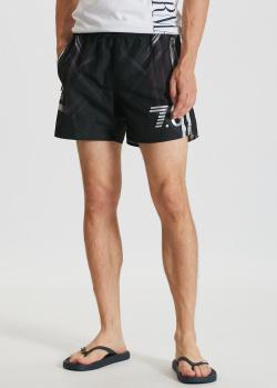 Пляжные шорты EA7 Emporio Armani с карманами, фото