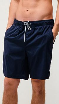 Плавательные шорты Bogner синего цвета, фото