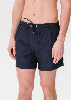 Синие шорты Hugo Boss для плавания, фото