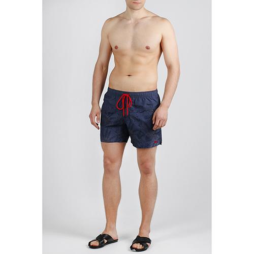 14da95bd73b0 ☆ Плавательные шорты Emporio Armani с растительным принтом купить в ...