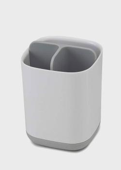 Подставка для зубных щеток Joseph Joseph EasyStore белого цвета, фото