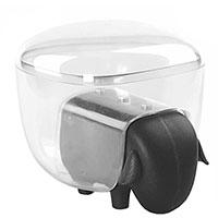 Контейнер для ватных палочек и дисков Qualy Sheepshape Cotton Box, фото