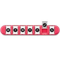 Ежедневная напоминалка Dreamfarm Membo розового цвета, фото