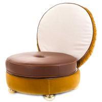 Кресло Seletti Burger в виде бургера, фото