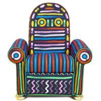 Кресло Seletti Lazy Chair с откидной спинкой , фото