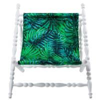 Кресло Seletti Heritage в зеленом цвете, фото